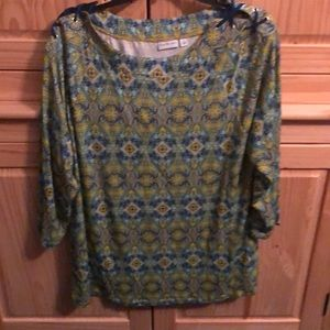 Kim Rogers tunic Large. Great shape